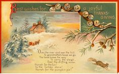Hurrah for the Pumpkin Pie! Thanksgiving Day Postcards in Oshawa Archives Collection Thanksgiving Greeting Cards, Vintage Thanksgiving, Thanksgiving Traditions, Happy Thanksgiving, Vintage Christmas, Thanksgiving Graphics, Vintage Cards, Vintage Postcards, Vintage Stationary
