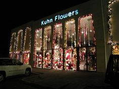 An old Tradition Kuhn's Flower shop at Christmas.every holiday really, such a fun tradition with the kids Florida Girl, Old Florida, Great Memories, Childhood Memories, Pretty Pictures, Pretty Pics, Atlantic Beach, Jacksonville Florida, Holiday Traditions