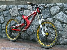 Intense M9 Downhill Bike