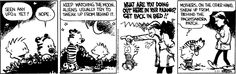 Calvin and Hobbes strip for March 31, 2016