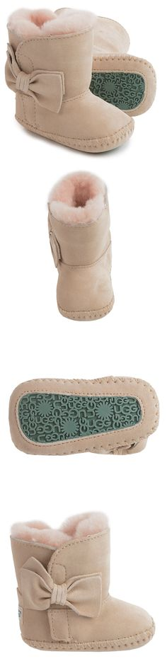 937e0cec2d3 Baby Shoes 147285: Ugg Australia Cabby Boots (Infant Toddler) Size 0 1, 2  3, 4 5 Freshwater Pearl -> BUY IT NOW ONLY: $49.95 on eBay!