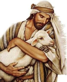 "Then Jesus told them this parable: 4 ""Suppose one of you has a hundred sheep and loses one of them. Doesn't he leave the ninety-nine in the open country and go after the lost sheep until he finds it? And when he finds it, he joyfully puts it on his shoulders and goes home. Then he calls his friends and neighbors together and says, 'Rejoice with me; I have found my lost sheep.' - Luke 15:3-6"
