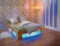 diy bierkasten bett wohnen pinterest diy and crafts. Black Bedroom Furniture Sets. Home Design Ideas
