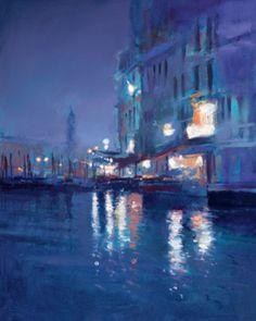 Moonlight in Venice II by Peter Wileman
