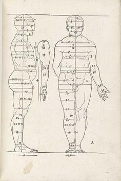 Albrecht Durer: Vier Bücher von menschlicher Proportion, 1530