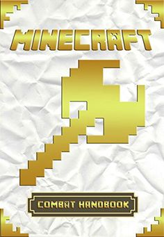 #book Minecraft Combat Handbook All In One Minecraft Combat Guide #books