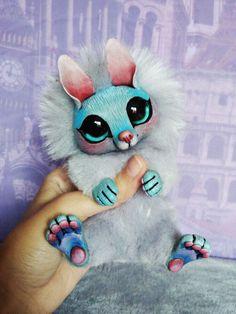 Little rabbit by MagicPetShop on Etsy https://www.etsy.com/listing/523887156/little-rabbit