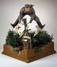 "Daily Dose from MichToy 14mar2014 @ www.michtoy.com Fantastic 1/6th Scale (12"") Diorama..."