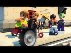 Doctors WHO, BROWN & VENKMAN Collide In New LEGO DIMENSIONS Trailer | Newsarama.com
