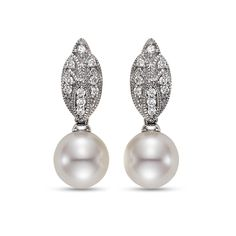 The Most Beautiful Pearls In The World.  Mastoloni Pears available at Houston Jewelry! http://www.Houstonjewelry.com