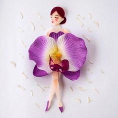 Miss Singapore - Flower dresses by Love Limzy