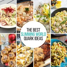 What You Can Do With Quark | Slimming World Recipe Ideas