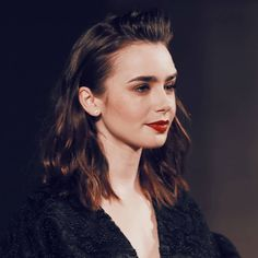 Look at this queen | #lilycollins