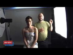 Three years ago, The Studio Coach made a DVD of photographic training sessions and tips for Aurora Lite Bank... Today, Portrait lighting using an Umbrella vs a Softbox