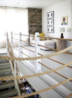 Staircase via uniquehomestays.com