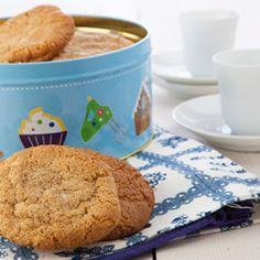 Biscotti alle noci macadamia #cookies #italianfood #italianrecipes #cookingideas #foodideas #foodphotography