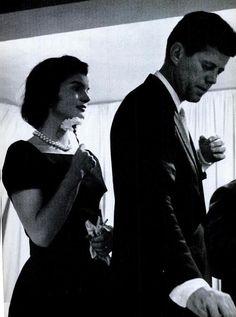 Jack & Jackie Kennedy