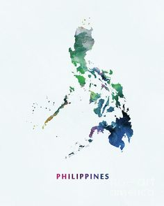 'Philippines' Photographic Print by MonnPrint