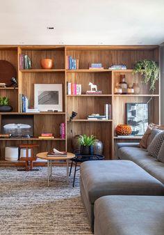 Shelf Inspiration, Living Room Inspiration, Interior Architecture, Interior Design, Living Room Tv, Cozy Room, Family Room, Furniture Design, Sweet Home