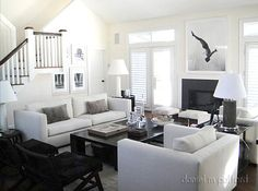 Living Room by Daniel M. Pafford | Living Rooms | Photo Gallery Of Beautiful Decorated Rooms