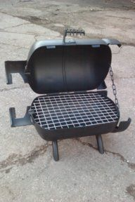Image result for gas bottle barbecue