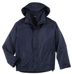 Premium Collection Big Mens 3-in-1 Jacket