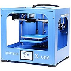 QIDI Technology X-one Printer With Fully Metal Structure Inch Touchscreen for sale online 3d Printer Reviews, 3d Printer For Sale, Best 3d Printer, 3d Printer Supplies, 3d Printing Business, Multifunction Printer, Metal Structure, Locker Storage, Car Seats