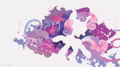 Sweetie Belle Silhouette Wall by SpaceKitty on DeviantArt