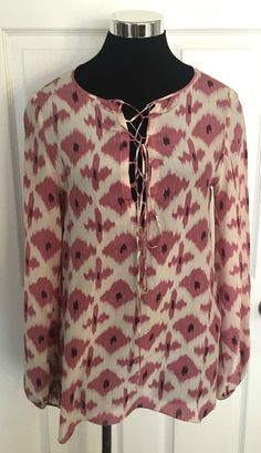 http://www.athenefashion.com/ebay/quick-ends-soon-madeline-weinrib-daphne-chiffon-tunic-blouse-pink-womens-size-s-nwt/ awesome Quick Ends Soon Madeline Weinrib Daphne Chiffon Tunic Blouse Pink Women's Size S NWT