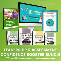MH thumbnail BOOSTER BUNDLE Leadership Assessment, Self Assessment, Professional Development Goals, Self Development, Planning Cycle, Early Years Teacher, Family Day Care, Confidence Boosters, Play Based Learning
