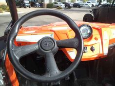 Used 2013 Polaris RZR XP 900 EPS Orange Madness and Blue L ATVs For Sale in Arizona. 2013 Polaris RZR XP 900 EPS Orange Madness and Blue LE, 2013 Polaris® RZR® XP EPS Orange Madness and Blue LE XTREME PERFORMANCE <p> This limited edition orange 2013 Polaris® RZR® sport side by side combines comfort and style when dominating all terrains. WHOLE NEW CLASS OF POWER to WEIGHT - It's 29% quicker than the next closest competitor. This revolutionary acceleration is made possible by the 88 HP…