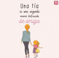 Amo ser tia!!!
