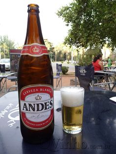 Argentina - Andes Latin America, South America, Malted Barley, Beers Of The World, Natural Preservatives, Beer Bottles, Travel Usa, Brewery, Calla Lilies