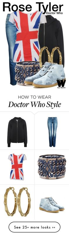 """""""Doctor Who"""" by wearwhatyouwatch on Polyvore"""