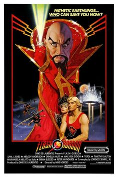 Click to View Extra Large Poster Image for Flash Gordon