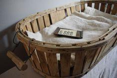 wonderful old basket
