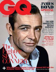 #Skyfall - GQ celebra i James Bond della storia - Sean Connery