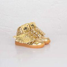 adidas Originals JS Wings Mirror Gold I