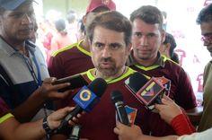 Lacava: hoy se está marcando un día histórico en Venezuela