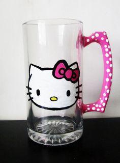 Hello Kitty Beer mug