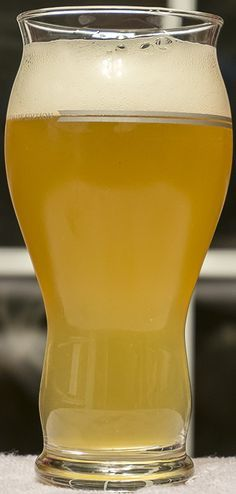 """This beer is the spiritual successor of last season's """"Lawn Dart"""" Saison. I really enjoyed the high dose of wheat, and decided to up the ante with some rye. I also wanted to have a bit more of a h..."""