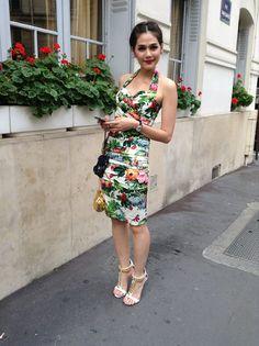 Chompoo  Araya A.Hargate (Thai Actress)