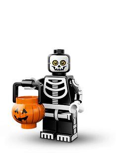 Series 14: Monsters - Skeleton Guy