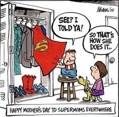 This is the ultimate mothers day comic. So sweet! #Laughter, #Comic