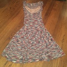 Free people dress Drop waist dress in perfect condition Free People Dresses Mini