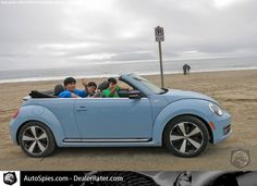 SNAPSHOT REVIEW: 2013 VW Beetle Cabriolet Aims Sights Directly At MINI, Mustang, Camaro And Fiat
