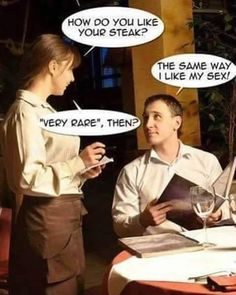 Weird sexual teasing