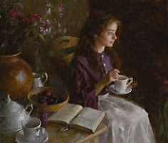 """Tea and Sympathy"" by Morgan Weistling"