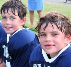 Nash... If that kid turned into what he looks like today, some guys at our school have hope
