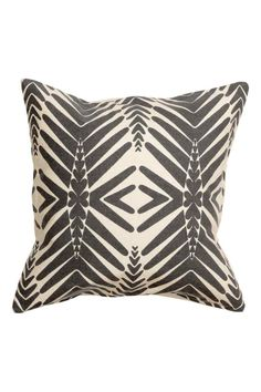 Patterned cushion cover | H&M